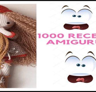 Amigurumi 1000 Receitas Passo a Passo